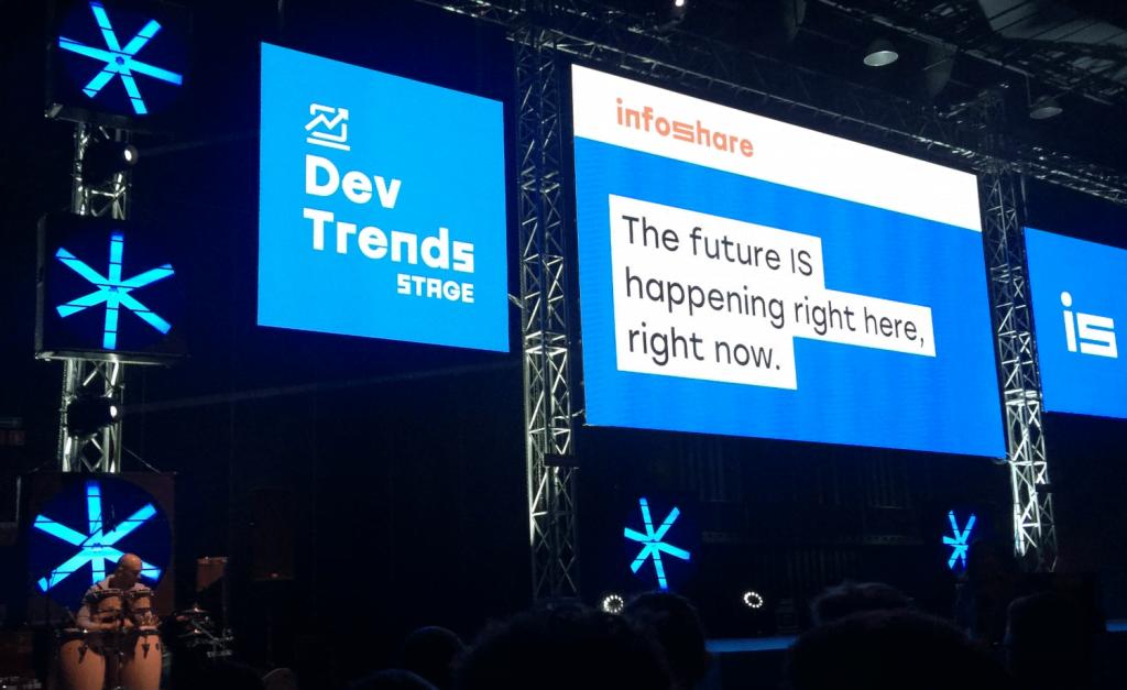 Infoshare 2019 DevTrends Stage