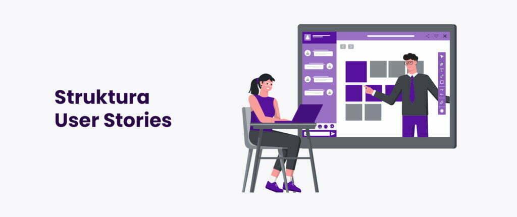 Struktura user stories