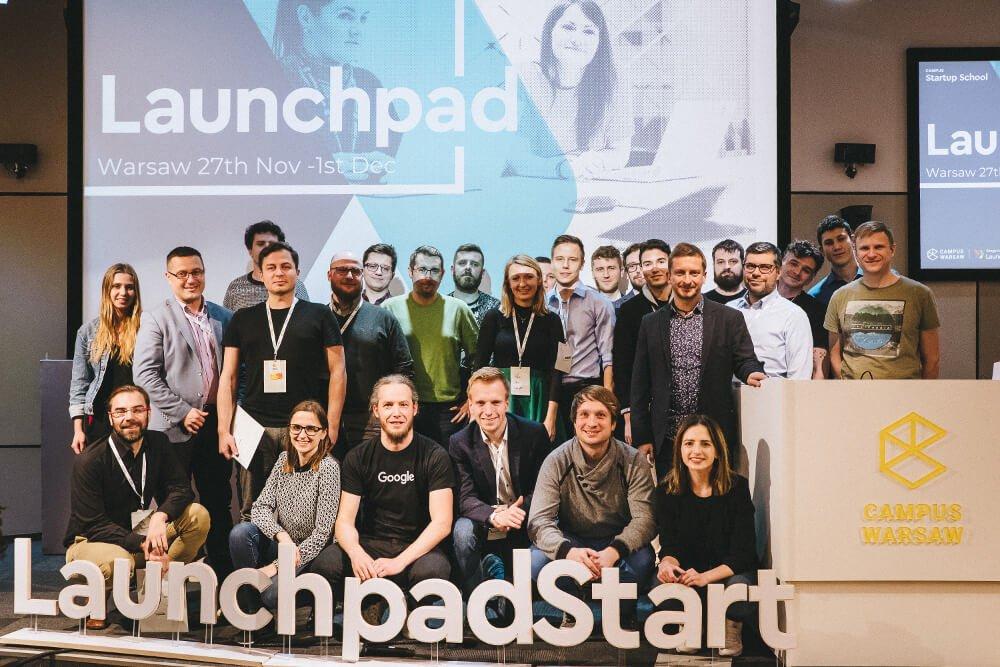 Google Launchpad 2017