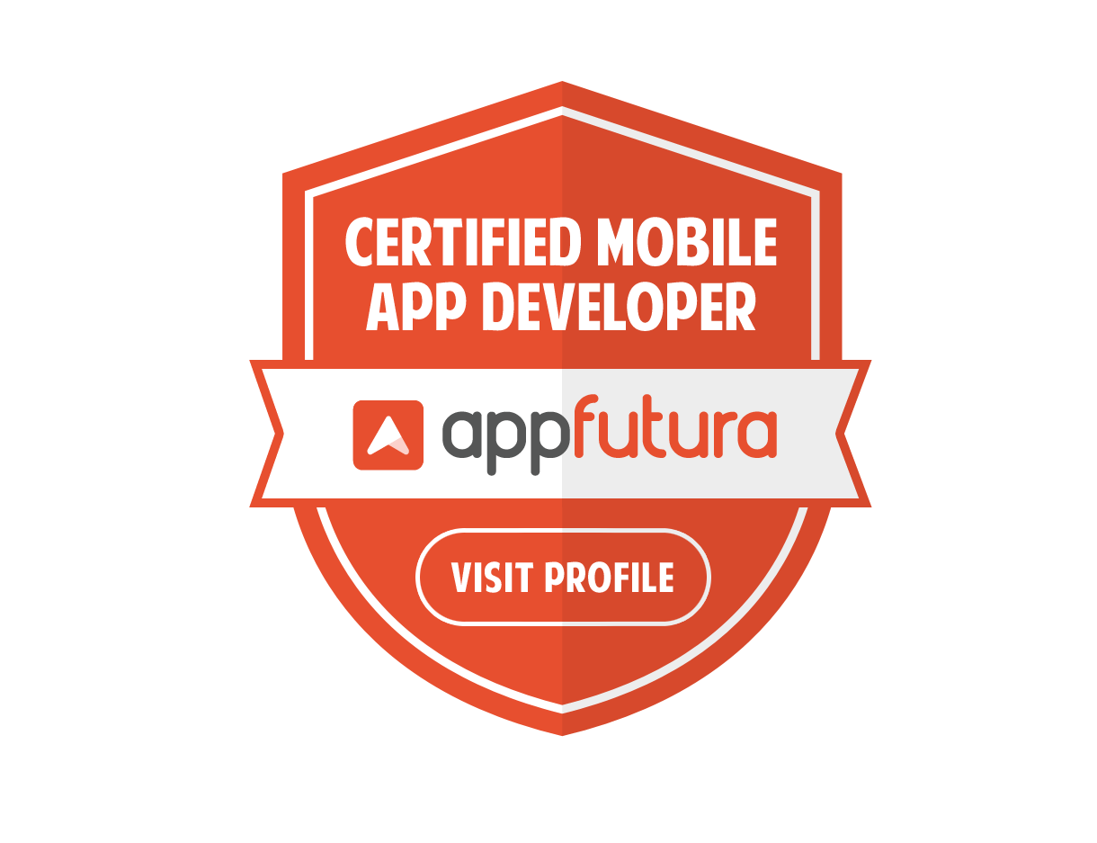 Certified Mobile App Developer AppFutura