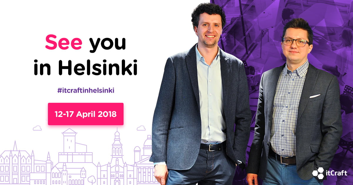 See you in Helsinki