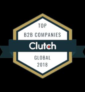 Clutch - Top B2B Companies 2018