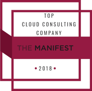 The Manifest - Top Cloud Consulting Company 2018