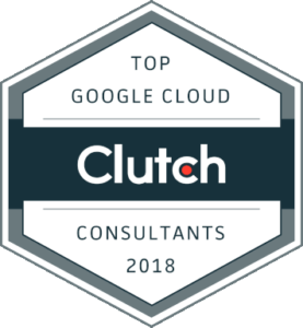 Clutch - Top Google Cloud 2018