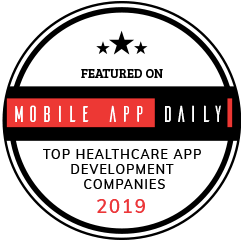 Mobile App Daily - Top Healthcare App Development Company 2019