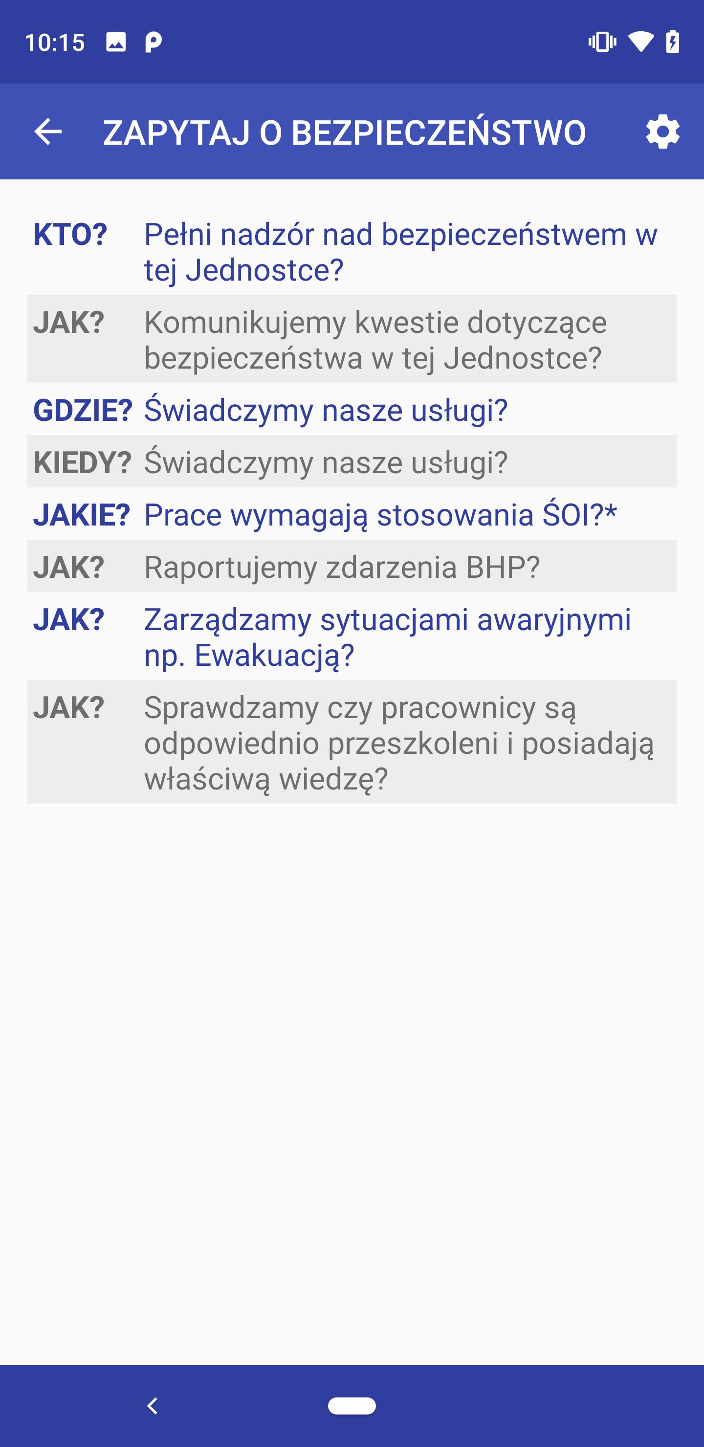 Sodexo App Screenshot