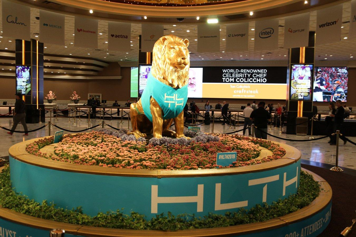 HLTH2019 Las Vegas