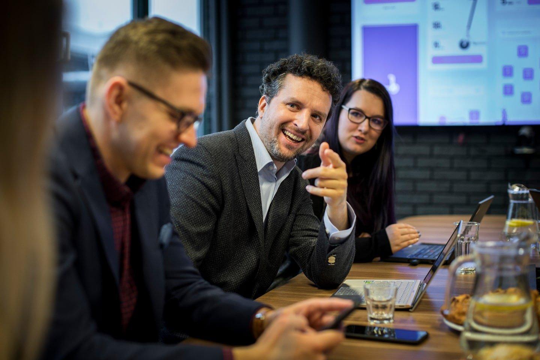 Discussion itCraft team