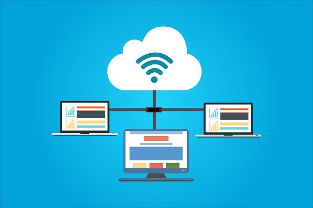What is meant by cloud application?