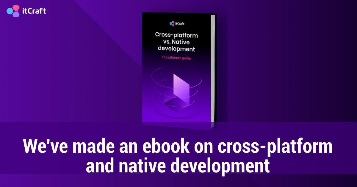 cross platfrom vs natvie development ebook