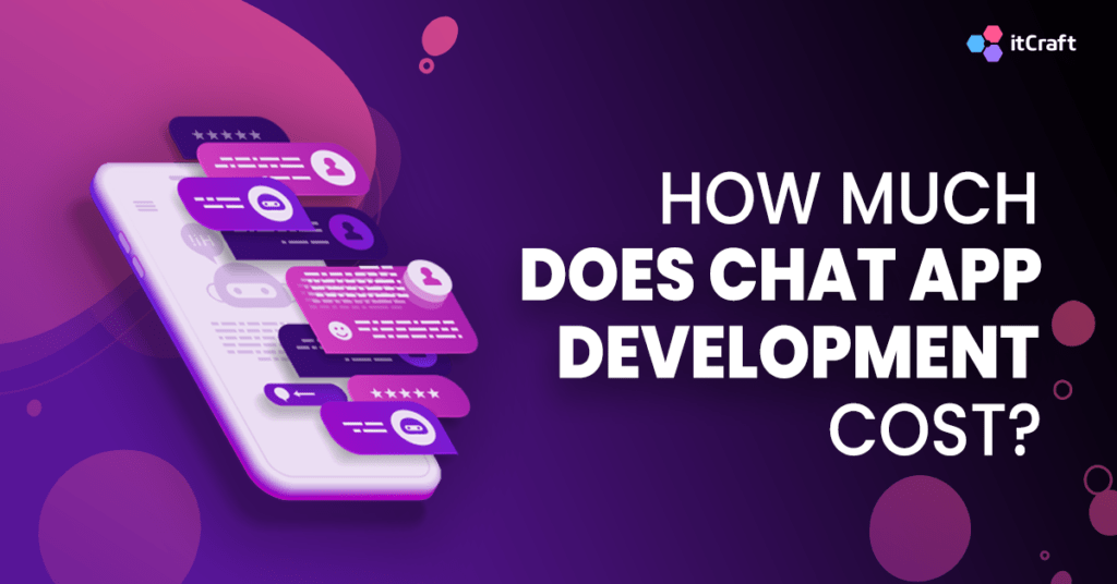 How much does chat app development cost?