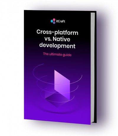 ebook cross-platfrom vs. Native development - itCraft S.C.